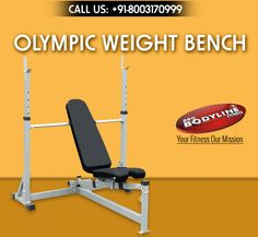 Long Lasting Quality Olympic Weight Bench