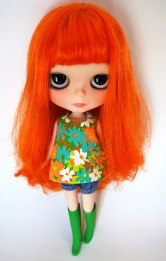 lovely red head :3