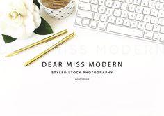 Clean 2 by DEAR MISS MODERN on @creativemarket