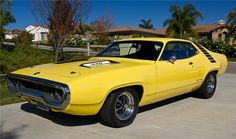 '72 Plymouth Road Runner...Re-pin brought to you by agents at #HouseofInsurance #Eugene, Oregon for #carinsurance.