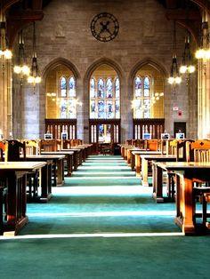 Bapst Library- Boston College