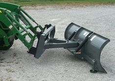 John Deere Attachments, Tractor Attachments, Small Tractors, Compact Tractors, Ford Tractors, John Deere Tractors, Snow Blades, Tractor Plow, Homemade Tractor