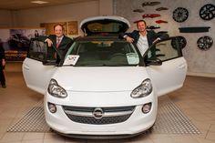 Presentazione Opel Adam