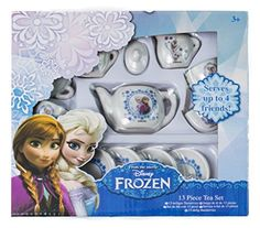 Disney Frozen Miniature Tea Set ** Continue to the product at the image link.