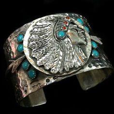 be the Big #Chief. by jeweler Richard Schmidt