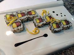 #Sushi Art