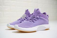 adidas crazy 1 adv primeknit 改良瘋狂天足一代女子針織慢跑鞋 薰衣草紫白 756354aed
