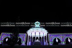 Sontuose luminarie per un matrimonio da film - Eventi di Classe - Rosy Fusillo