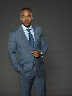 Columbus Short  as Harrison Wright on Scandal Season 3  The Real Gladiator