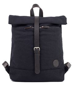 Enter - Classic Roll Top Backpack