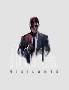 Matt Murdock {Charlie Cox } The Vigilante of Hell's Kitchen #Marvel