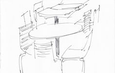 Tables and Chairs (II). 2015 by MikeDiSclafaniPhoto on Etsy