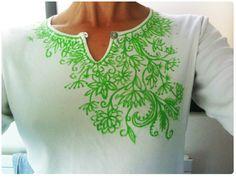 Tambouille» Tee-shirt customisé