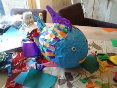Mijn mooie surprise voor een vis liefhebber dec 2013