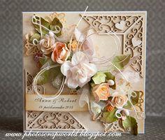 Scrap & Photo: Ślubnie z Eko-Deco