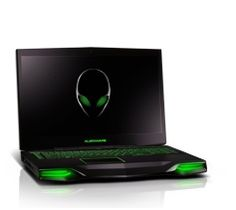 alienware laptops are great for gaming.