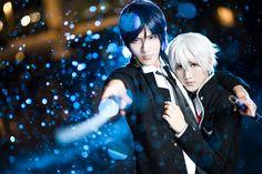BAOZI and HANA(包子 & HANA) Kuroh Yatogami Cosplay Photo - Cure WorldCosplay