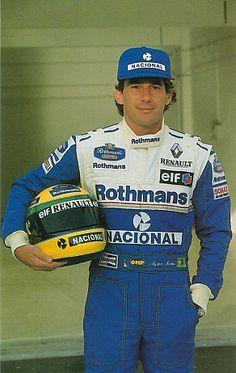 Ayrton Senna - Williams