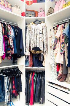 Sofie Valkiers Showed Us Inside Her Insane Closet