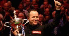 John Higgins, sacré joueur de snooker de l'année 2011