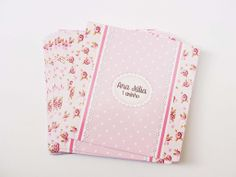 Adesivo para chocolate baton - Bailarina - Floral Rosa e Branco - Charme Papeteria