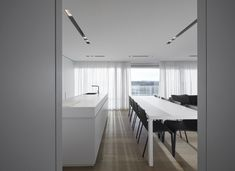 Private apartment by interior design company, Minus, lit with Kreon. Photography by: Arne Jennard