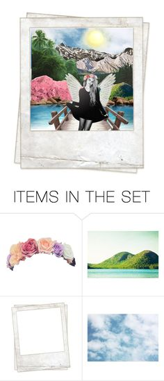"""– ☼ –  we found wonderland, you and i got lost in it"" by fashionpassiongirlx ❤ liked on Polyvore featuring art, artset and audreyissoartsy"