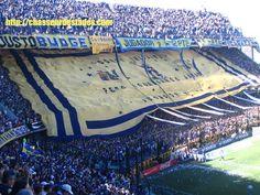 """Imagenes de la """"12"""" - Boca Juniors"""