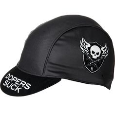 Twin Six Dopers Suck Tech Cap | Competitive Cyclist