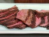 Picture of Dry Rubbed Flank Steak Recipe