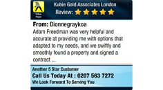 Adam Freedman was very helpful and accurate at providing me with options that adapted to...