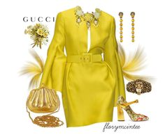 Gucci Ensemble by florymcintee on Polyvore featuring polyvore fashion style Gucci clothing