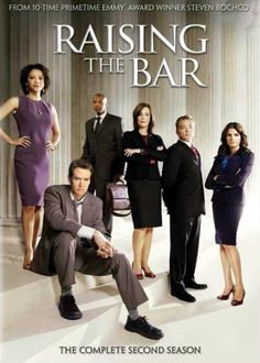 Raising The Bar: The Complete Second Season (2009)
