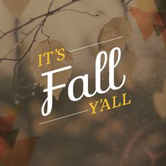 CRISP WEATHER, beautiful leaves, pumpkin spice—we can't decide on our favorite part of fall! What's yours?
