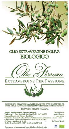 Olio Extravergine Biologico Ferraro Ferrari, Plants, Free Printable Cards, Xmas, Plant, Planets
