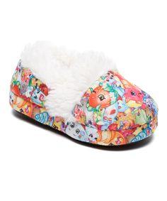 8a5a5faa438fb Take a look at this Shopkins™ Shopkins™ Faux Fur Slipper - Girls today!