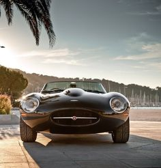 #Jaguar E-Type takes a starring role in the new Leonardo DiCaprio 'Wolf Of Wall Street' movie. Hit the pic to see it in the epic trailer!