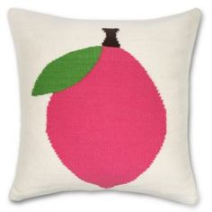 Lemon Pillow, Pink