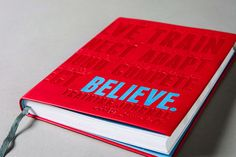 Find out the story behind everyone's favorite training journal, Believe I Am.