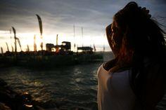Romantikus naplemente a tegnapról Zamárdiból. Kövesse percről percre a Balaton Sound mai eseményit is az Origon!  Fotó: Polyák Attila - Origo