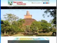 Srilankatouristik.com - 50 ähnliche Websites zu Srilankatouristik / Sri lanka- Reisen, Urlaub, Ferien, buchen günstig- Srilankatouristik
