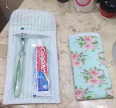 Kit higiene e Porta óculos