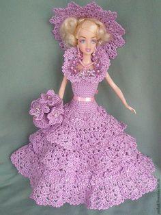 Одежда для барби Розовый бутон