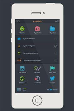 Flat UI Design Elements-3 #flatdesign #freebies #UI #UX