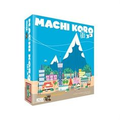 Game Play Machi Koro is a fast-paced and light-hearted die-rolling, engine-building game for you and up to 3 friends. Machi Koro more than holds up to the massive worldwide hype it has garne… Best Family Board Games, Family Games, I Love Games, Games To Buy, Group Card Games, City Building Game, Board Game Design, Play Day, Little Games