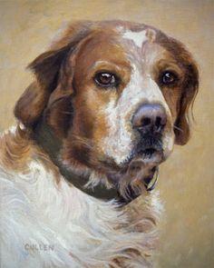 Millard, painting by artist Stephen J. Cullen
