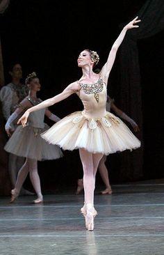 "Viktoria Tereshkina in Diamonds from ""Jewels"" (Mariinsky Ballet)."