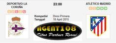 Prediksi Deportivo La Coruna vs Atletico Madrid 18 April 2015 Liga Spanyol