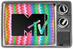 Aesthetic Gif, Retro Aesthetic, Aesthetic Pictures, Aesthetic Wallpapers, Music Wallpaper, Iphone Wallpaper, Mtv Music Television, Mtv Shows, Mtv Videos