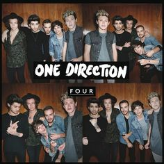 One Direction - Four 2LP